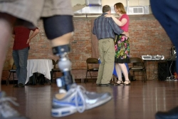 Embrace Dance Project: Lessons for amputees in the joy of movement