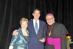 Bishop's Dinner for Catholic Charities held Friday