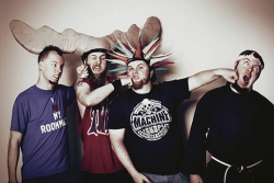 Tonight: Psychostick brings their zany metal to the Hard Rock Cafe