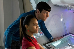 Review: Warp speed ahead for 'Star Trek Into Darkness'
