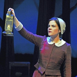 Stage review: City&#039;s &#039;Abigail&#039; gives history spooky twist