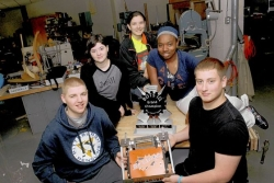 Clairton High robotic team raises money to go to national competition