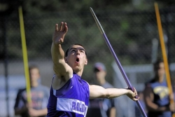 South Xtra: Baldwin's Smorey is threat to win WPIAL javelin title
