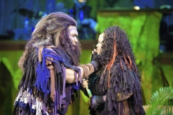 Stage review: 'Tarzan' a family-friendly jungle romp