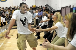 Pittsburgh Brashear seniors celebrate their aims for the future
