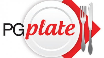 PG Plate Logo 2013