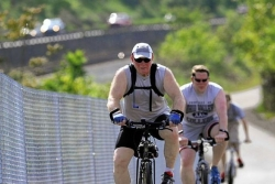 Last segment of Great Allegheny Passage bike trail complete