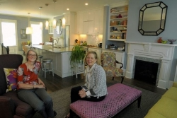 House on South Side tour redone by third generation