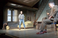 Stage review: 'Orphans' interesting but lacks fire