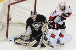 Marc-Andre Fleury&#039;s status only blip on radar