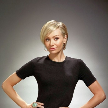 "Author and actress Portia de Rossi - ""Everybody who is honest about who they are helps somebody else."""