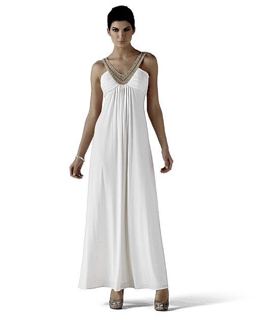 Cruise wedding dresses casual destination gowns for Wedding dresses for cruise ship