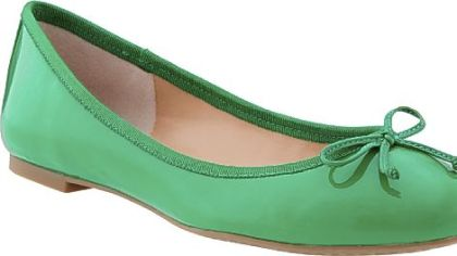Ashley bow ballet flat, $79.99 - $98 at Banana Republic.