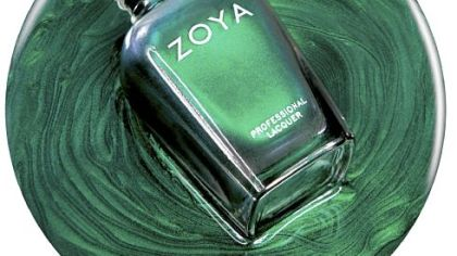 Suvi nail polish by Zoya, $8 at www.zoya.com.