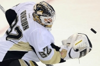 It's still Tomas Vokoun's time in goal for Penguins