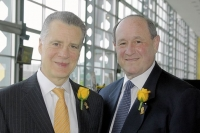 Art Rooney II honored as 2013 Person of Vision