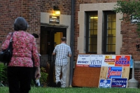 Primary election results from around the region