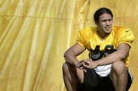 On the Steelers: Oft-injured Polamalu switches tactics