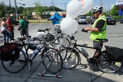 Bike route extension proposal unveiled in McKees Rocks area