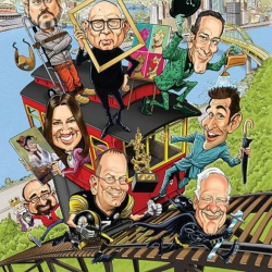 Pittsburgh's ToonSeum hosts National Cartoonists Society Conference