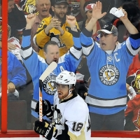 Penguins eye clincher against Senators tonight