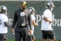 Roethlisberger gets new guardian in offensive tackle Gilbert