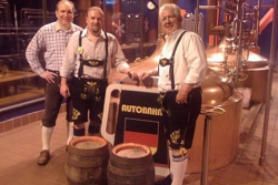 This weekend: Karl Lukitsch and Autobahn bring more German culture to Penn Brewery