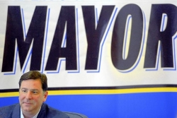 Peduto wants to work with Ravenstahl