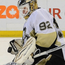 Penguins Notebook: Long stretch of starts no problem for Vokoun