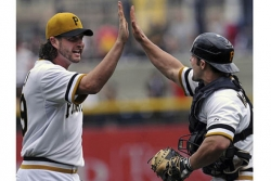 Pirates bullpen working well, and a lot