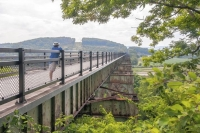 Top 10 highlights: Great Allegheny Passage bike trail