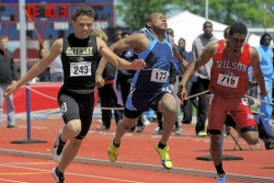 Gateway's Rivera, Seneca Valley's Dorogy finish 1-2 in PIAA 100-meter dash