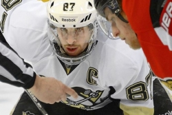 Penguins Notebook: Crosby ditches face protector for first time since jaw injury