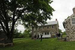 Farm with role in Gettysburg battle reopens during restoration