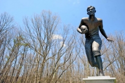 Federal law could send Jim Thorpe's body home