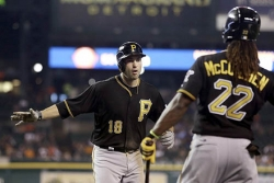 Walker homers in 11th inning as Pirates beat Tigers, 1-0