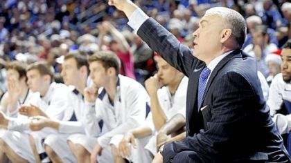 Second-year Penn State coach Patrick Chambers and his team are at a crossroads after a disappointing start to Big Ten play.