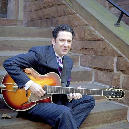 Guitarist John Pizzarelli recalls sessions with Paul McCartney.
