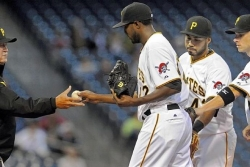 Pirates Notebook: Injured starter James McDonald has a chat with Hurdle