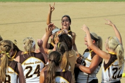Greensburg Salem breezes to Class AAA championship