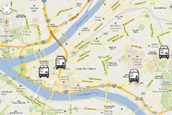 Port Authority system to let riders track buses in Pittsburgh region