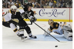 Penguins Notebook: Jokinen tries to find new insights on Rask