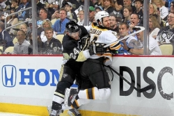 Penguins' Cooke: Controversial hit didn't warrant ejection