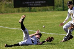 Waugaman's home run keys NA victory