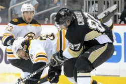 Crosby acknowledges being 'frustrated'