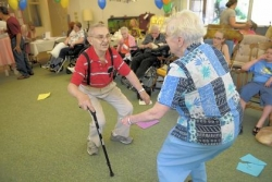 Fundraiser set to rock day away at nursing homes