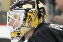 Vokoun to start tonight for Penguins in Boston