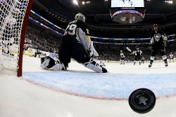 Penguins, Bruins acknowledge grind of OT in playoffs