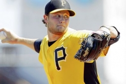 Pirates announce top prospect Cole will pitch Tuesday