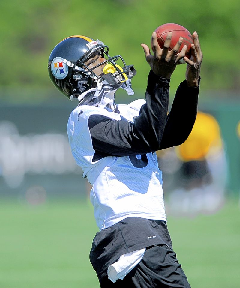 Steelers' Plaxico Burress says he is confident he can resuscita…